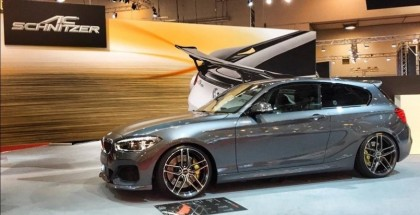 BMW 1 series with M550d tri-turbo engine by AC Schnitzer (3)