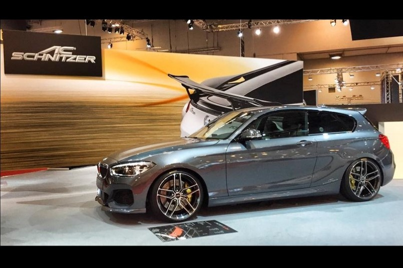 bmw 1 series with m550d tri turbo engine by ac schnitzer. Black Bedroom Furniture Sets. Home Design Ideas