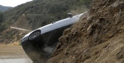BMW 3 series hard crash in the canyons (4)