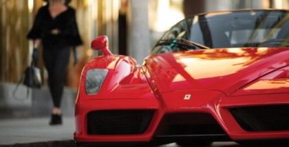 Floyd Mayweather's Ferrari Enzo to be auctioned (6)