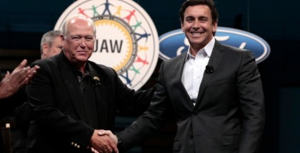 Ford and UAW reach tentative agreement