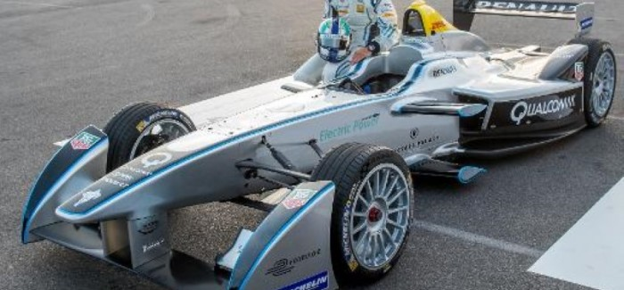 Formula E to have driverless cars
