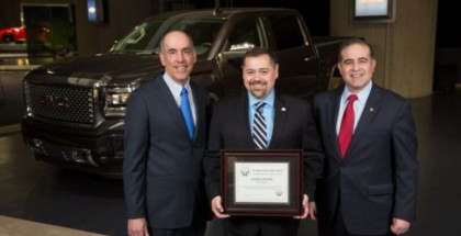GM Is The Top Automotive Employer for Veterans