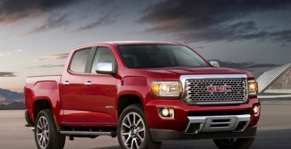 GMC Introduces 2017 Canyon Denali - Official (8)