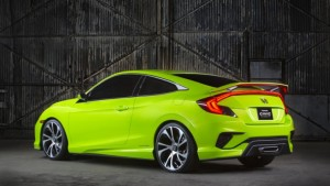 Honda to Debut 2016 Civic Coupe and Next-Gen Clarity Fuel Cell at 2015 Los Angeles Auto Show (3)