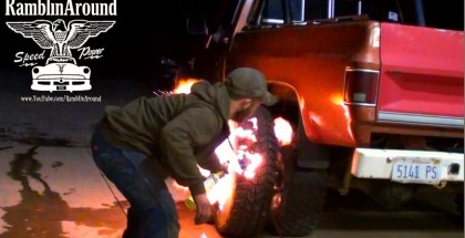 How To Seat a Truck Tire The Scary Way (2)