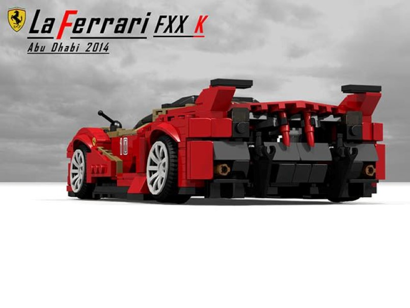 lego rc jeep with Laferrari Fxx K Lego on Laferrari Fxx K Lego moreover Watch besides 2 besides Tsunami Gargantuan Wall Of Water People Fleeing Like Mad further Fast Lane Jeep Rock Crawler.