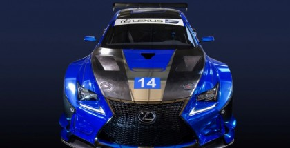 Lexus RC F GT3 - Official (6)