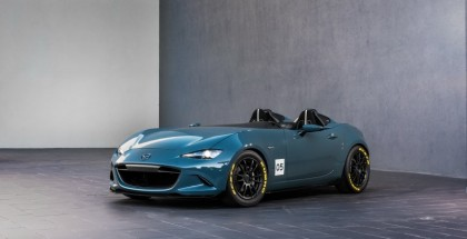 Mazda MX-5 Spyder and MX-5 Speedster concepts - Official (2)