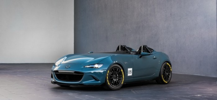 Mazda MX-5 Spyder and MX-5 Speedster concepts – Official   DPCcars