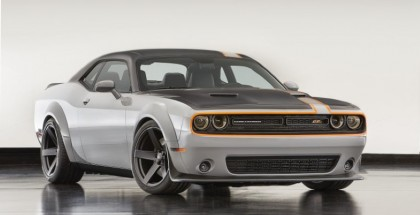 Mopar insane SEMA creations include AWD Challenger Concept - Official (8)