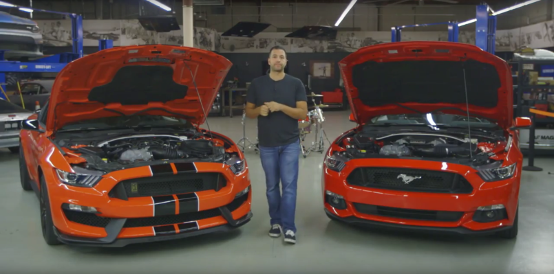 motor trend 2016 ford mustang shelby gt350 review. Black Bedroom Furniture Sets. Home Design Ideas