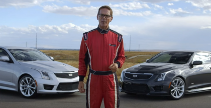 Motor Trend - Shifting Lessons By Randy Pobst (2)