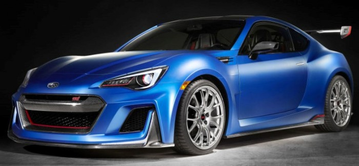 Patent Drawings For The More Extreme Subaru BRZ