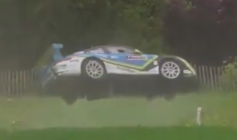 Porsche Gt3 Rally Racing Highlights Video Dpccars