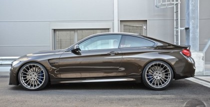 Pyrite Brown BMW M4 with M Performance parts (6)