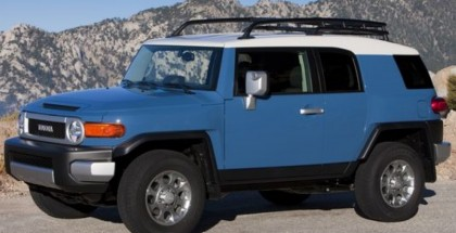 Used Toyota FJ Cruisers are selling for insane money (2)