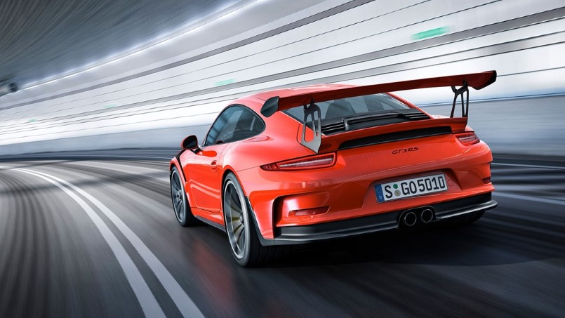 Elegant The Porsche 991 GT3 RS Has Heritage Going Back To The Ultimate