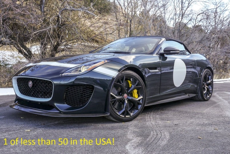 2016 jaguar f type project 7 for sale on ebay usa dpccars. Cars Review. Best American Auto & Cars Review