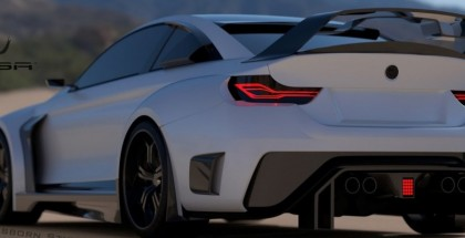 2016 MAMBA GT3 Street Concept based on BMW M4 (11)