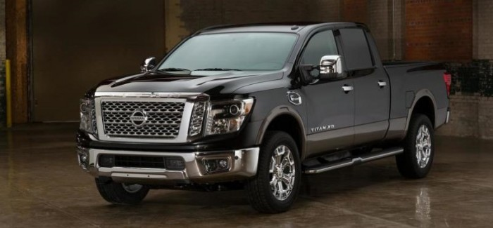 2016 nissan titan xd starting from 40 290 dpccars. Black Bedroom Furniture Sets. Home Design Ideas