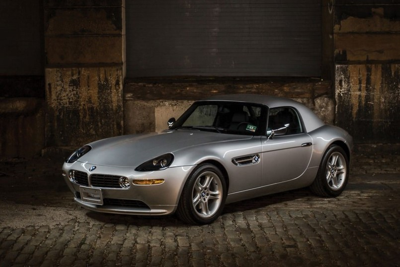 550 Miles Low Milage Bmw Z8 For Sale Dpccars