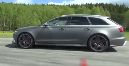 700HP Audi RS6 C7 vs Porsche 991 GT3 PDK (2)