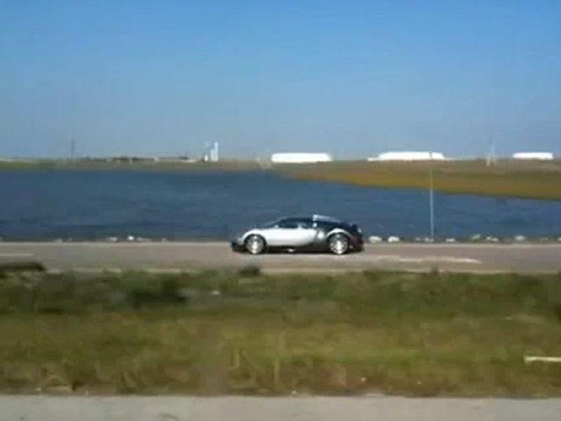 Bugatti veyron crash in lake - photo#6