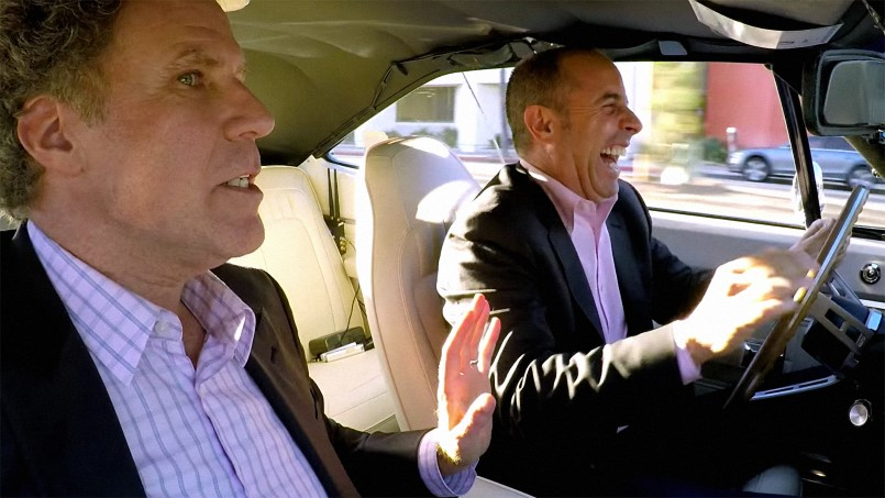 comedians in cars getting coffee season 7 will feature barack obama video dpccars. Black Bedroom Furniture Sets. Home Design Ideas