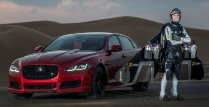 Drag Race - Jaguar XJR vs High-Flying Jetman (13)