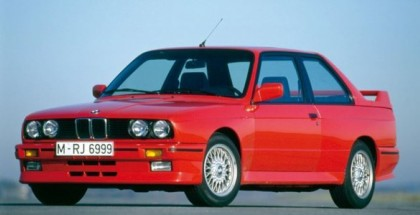 Everything about the BMW M3 E30 you need to know (1)