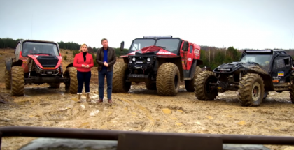 Fifth Gear - Racing The Ghe-O Fighter (2)
