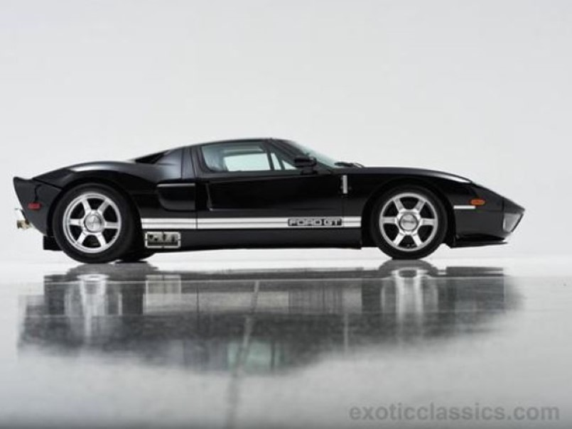 Ford Gt Prototype Cp