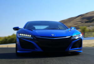 Motor Trend 2017 Acura Nsx Review Video Dpccars