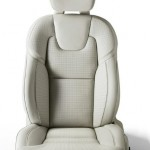 Detail Front Seat Volvo S90