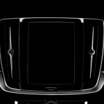 Detail Display Silhouette Volvo S90