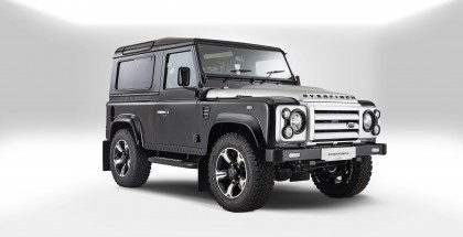 Overfinch 40th anniversary with exclusive Land Rover Defenders (6)