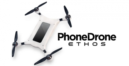 PhoneDrone Ethos turns your smartphone into a drone