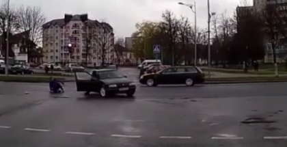 This is how you drop off passengers in Russia (1)