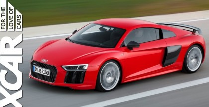 XCAR - 2016 Audi R8 V10 Plus Review (2)