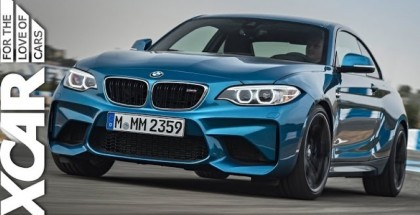 XCAR - 2016 BMW M2 Review (2)