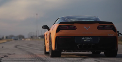1000HP Hennessey C7 is one awesome machine (1)