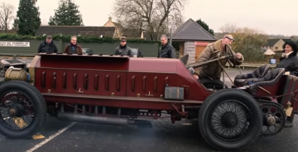 127MPH​ WWI engined 1905 Fiat Isotta (1)