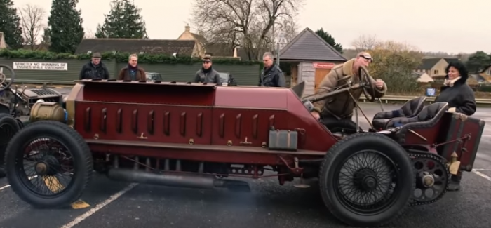 127MPH WWI engined 1905 Fiat Isotta (1)
