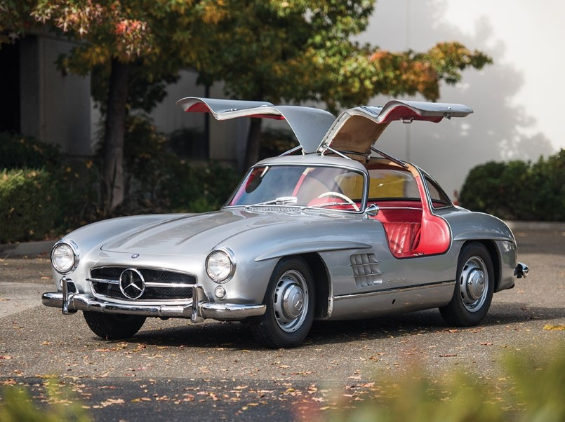 1955 mercedes benz 300 sl gullwing for sale dpccars for 1955 mercedes benz 300sl gullwing