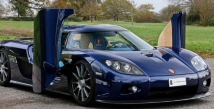 2008 Koenigsegg CCX for sale with asking price of $1.5 million (2)