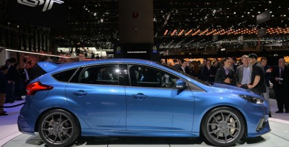 2016 Ford Focus RS production begins in Germany (3)