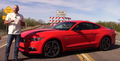 2016 Ford Mustang GT California Special Review (2)