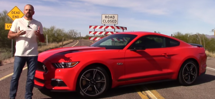 2016 Ford Mustang GT California Special Review – Video | DPCcars