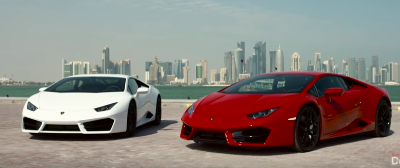 2016 lamborghini huracan lp580 2 review by video dpccars. Black Bedroom Furniture Sets. Home Design Ideas